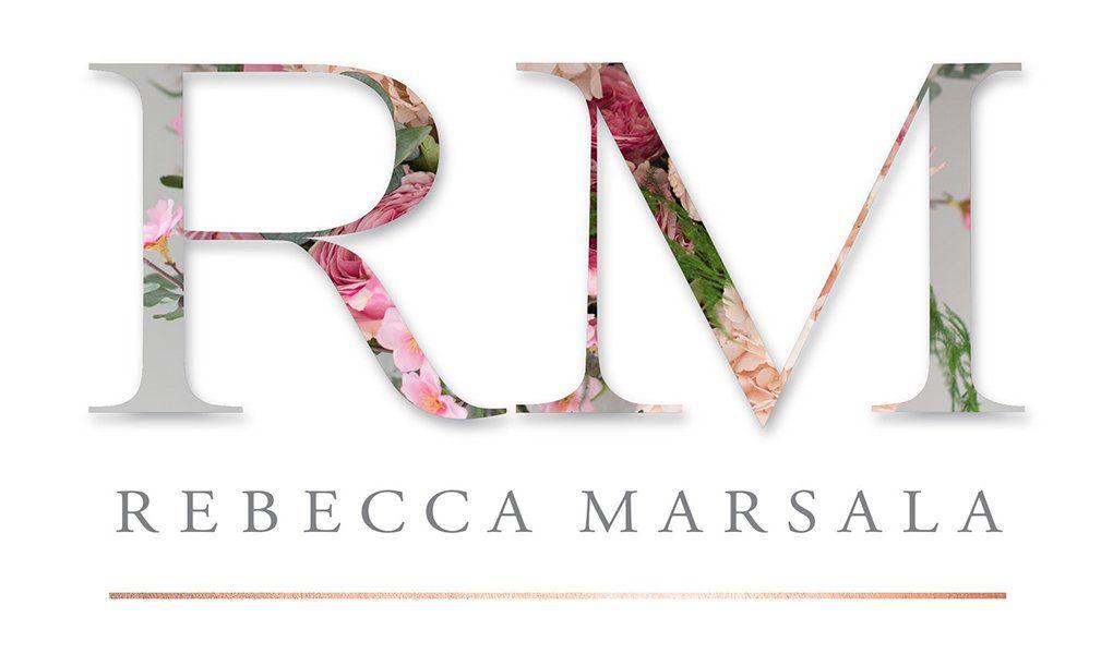 Rebecca Marsala Flowers