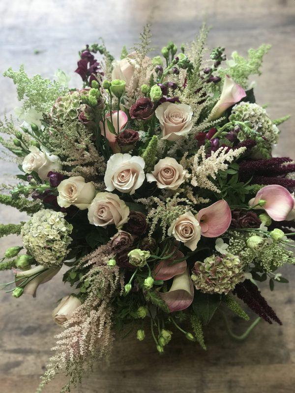 Quicksand deluxe bouquet